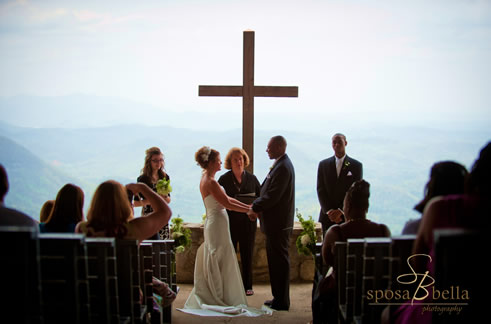 Symmes Chapel Wedding